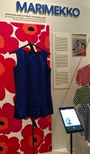 I think a lot of people associate Marimekko with Sweden and the U.S. store Crate & Barrel, but the company is Finnish and has been around since the 1960s. Finnish designer Maija Isola's Unikko poppy print is still hugely popular today.